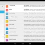 La aplicación de correo electrónico de Goolge ya está en Google Play