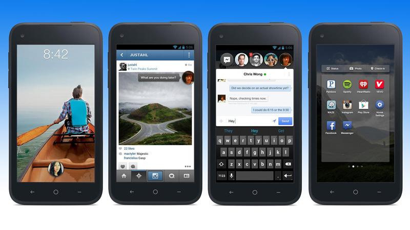 Nadie quiere instalar Facebook Home, por ello Facebook ya habría abandonado el proyecto