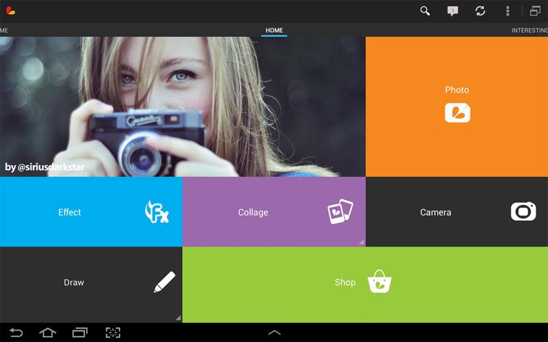 PicsArt, de los mejores editores de fotos para móviles