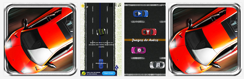 ¿Te gusta la velocidad? Prueba este sencillo juego de autos para Android