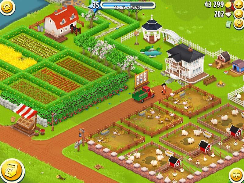Hay Day sigue siendo el mejor juego de granjas para móviles