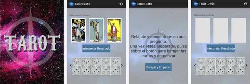 Descubre tu futuro y diviértete con esta app de Tarot