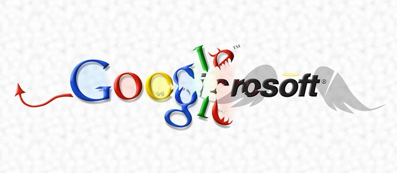 Google trabaja en la persuasión para intentar destronar a Microsoft