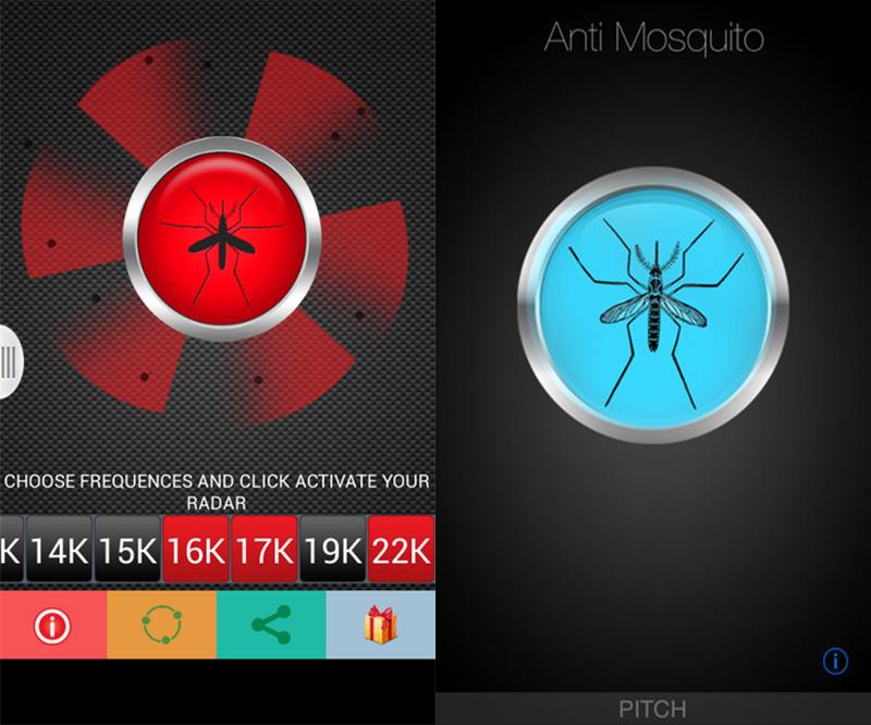 anti mosquito chikungunya Android iOS