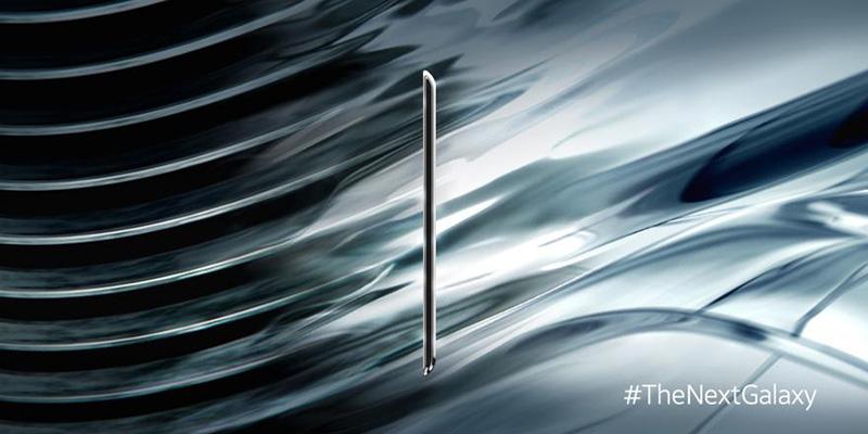 Samsung Galaxy S6 perfil tweet