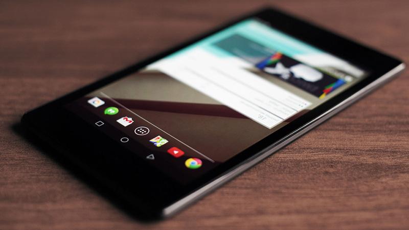 Teléfono Android con kitkat