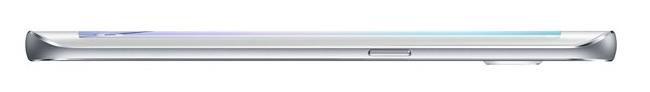 Samsung Galaxy S6 Edge lado