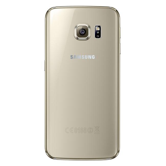 Samsung Galaxy S6 Edge trasera