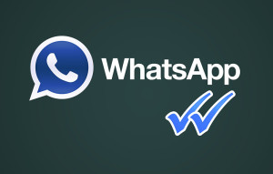 evitar estafa WhatsApp azul Trendy Blue