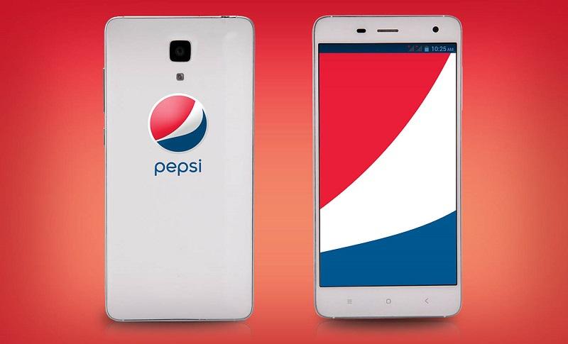 Pepsi Phone teléfono inteligente smartphone