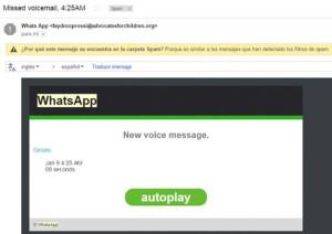 WhatsApp Nivdort Android