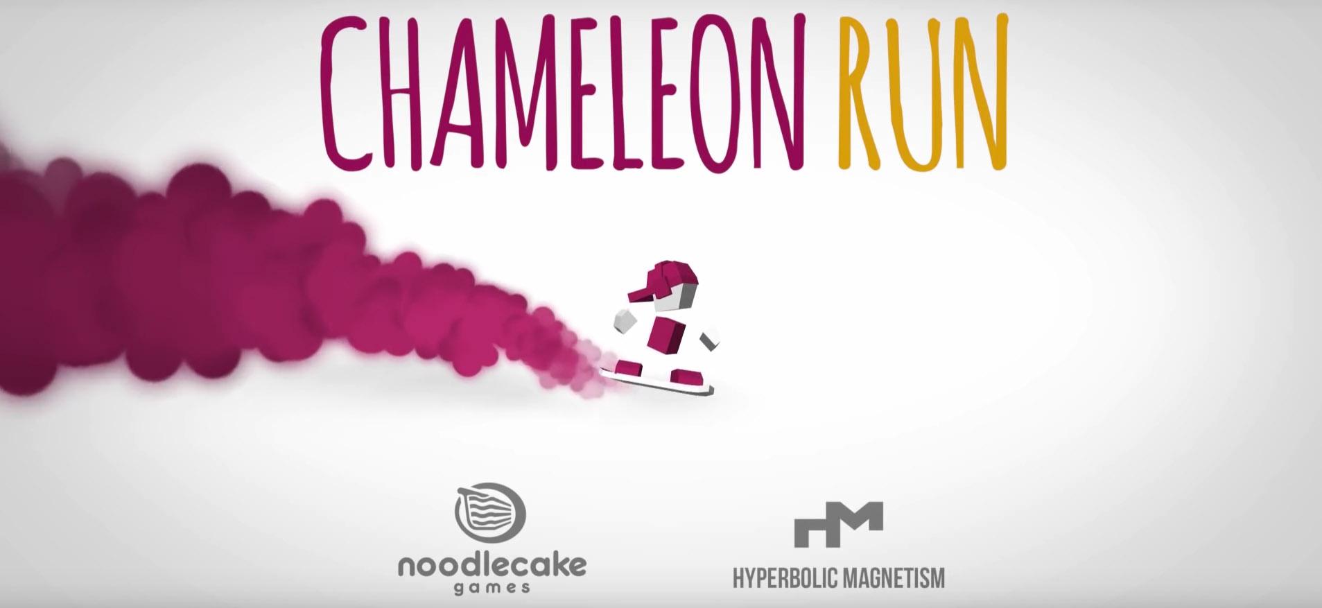 Descargar Chameleon Run Android APK iOS