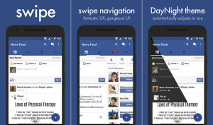 Descargar Swipe for Facebook para Android