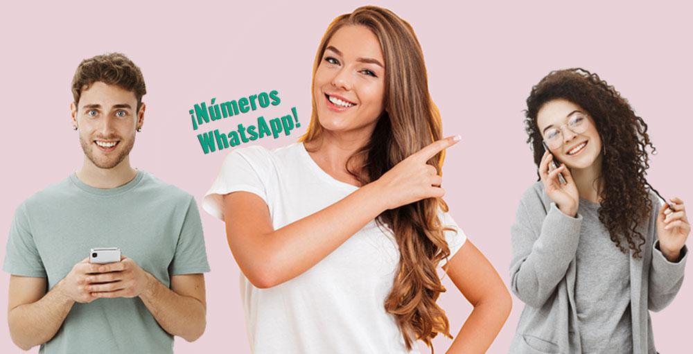 Números de WhatsApp de Mujeres